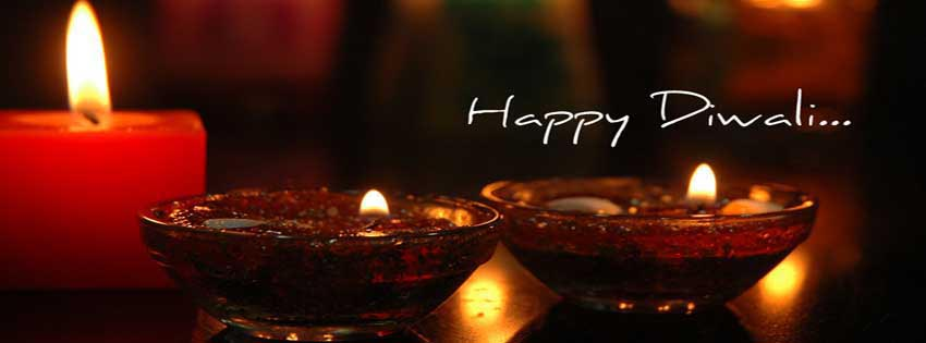 Facebook cover pictures for diwali